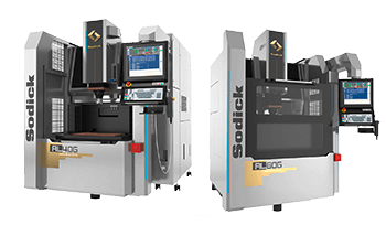 New generation of high-precision EDM die sink machines
